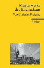 Meisterwerke des Kirchenbaus Cover