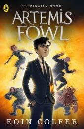 Artemis Fowl, English edition