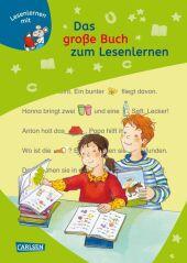 Das große Buch zum Lesenlernen Cover