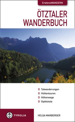 Ötztaler Wanderbuch