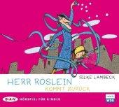 Herr Röslein kommt zurück, Audio-CD