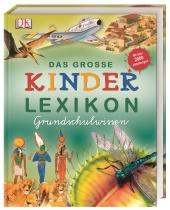 Das große Kinderlexikon Grundschulwissen Cover