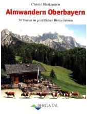 Almwandern Oberbayern Cover
