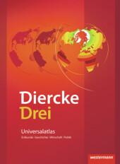 Universalatlas, m. Arbeitsheft Cover