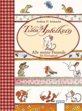 Tilda Apfelkern - Alle meine Freunde Cover