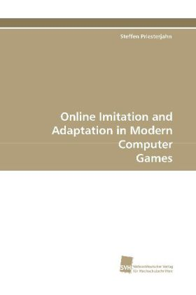 Online Imitation and Adaptation in Modern Computer Games