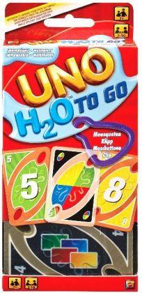 UNO H2O To Go (Kartenspiel)