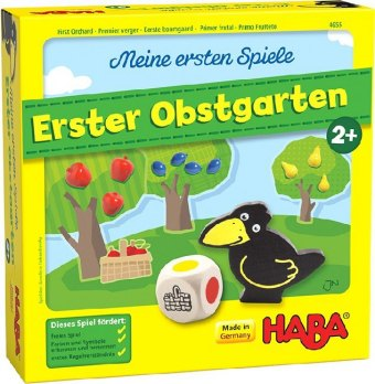 Erster Obstgarten (Kinderspiel)