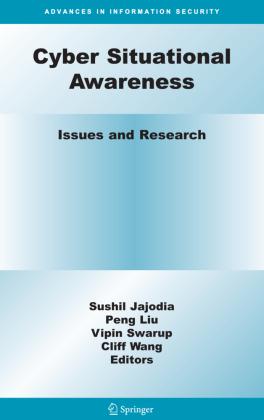 Cyber Situational Awareness