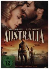 Australia, 1 DVD Cover