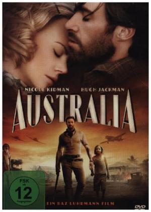 Australia, 1 DVD