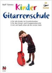 Kindergitarrenschule Cover