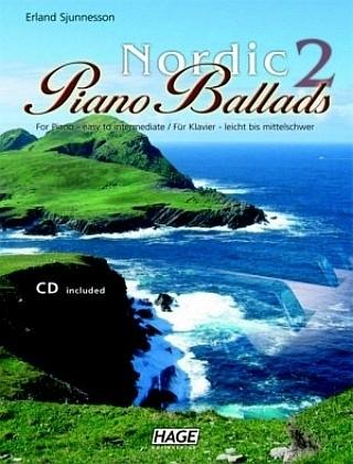 Nordic Piano Ballads, m. Audio-CD