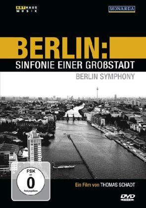 Berlin, Sinfonie einer Großstadt (2002), 1 DVD; Berlin Symphony, 1 DVD