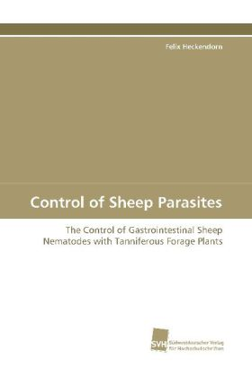 Control of Sheep Parasites