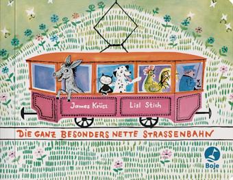Die ganz besonders nette Straßenbahn