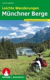 Leichte Wanderungen Münchner Berge Cover