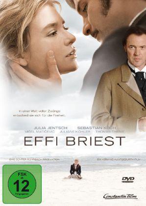 Effi Briest (2008), 1 DVD