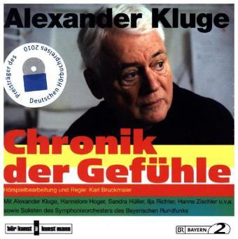 Chronik der Gefühle, 14 Audio-CDs
