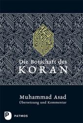 Die Botschaft des Koran; Koran, Deutsch-Arabisch