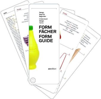 Innenarchitektur Vokabular formfächer form guide 9783899861211 sonstiges