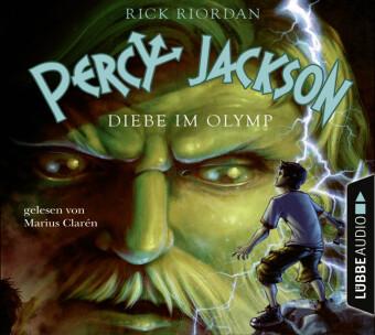 Percy Jackson, Diebe im Olymp, 4 Audio-CDs
