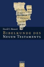 Bibelkunde des Neuen Testaments Cover