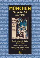 München - Die große Zeit um 1900 Cover