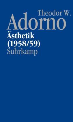 Ästhetik (1958/59)