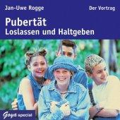 Pubertät - Der Vortrag, 1 Audio-CD Cover