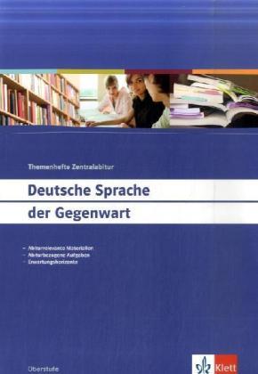 Deutsche Sprache der Gegenwart