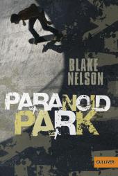 Paranoid Park Cover