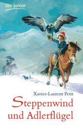 Steppenwind und Adlerflügel Cover