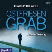 Ostfriesengrab, 3 Audio-CDs Cover