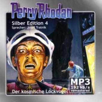 Perry Rhodan, Silber Edition - Der kosmische Lockvogel, remastered, 2 MP3-CDs