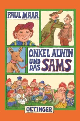 Das Sams 6. Onkel Alwin und das Sams