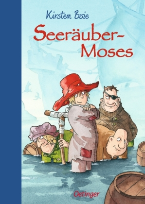 Seeräuber-Moses