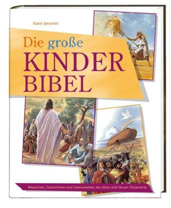 Die große Kinder-Bibel