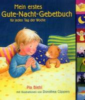Mein erstes Gute-Nacht-Gebetbuch für jeden Tag der Woche Cover