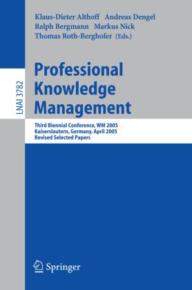 Professional Knowledge Management