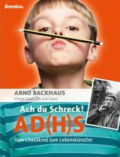 Ach du Schreck! ADS Cover