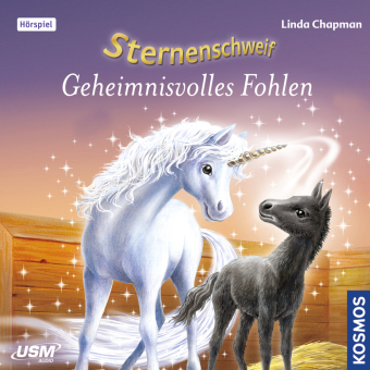 Sternenschweif - Geheimnisvolles Fohlen, 1 Audio-CD