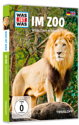 Im Zoo, 1 DVD