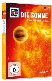 Die Sonne. Unser Stern des Lebens, DVD Cover
