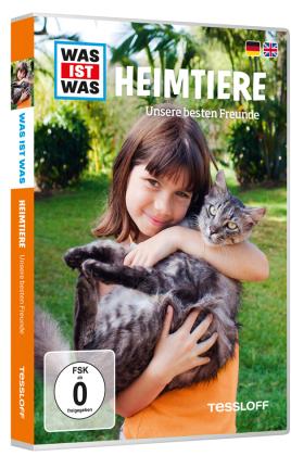 Heimtiere, 1 DVD
