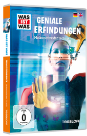 Geniale Erfindungen, 1 DVD Cover