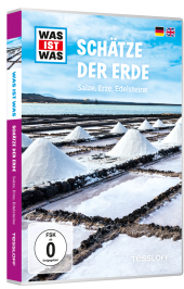 Schätze der Erde, DVD Cover