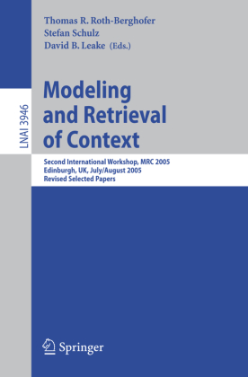 Modeling and Retrieval of Context
