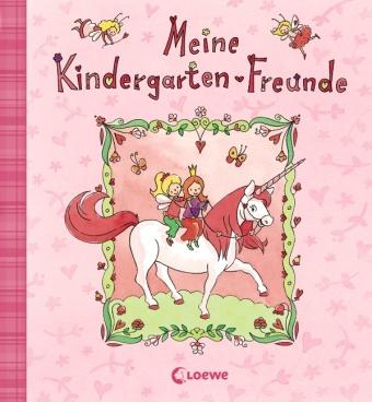 Meine Kindergarten-Freunde (Motiv Einhorn)