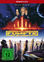 Das fünfte Element, 1 DVD Cover
